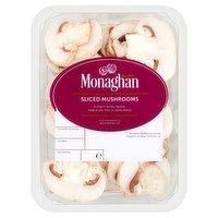 Dunnes Stores Handpicked Irish Sliced Mushrooms 250g