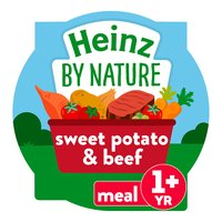 Heinz Sweet Potato & Lean Beef Hotpot 1y+ 230g