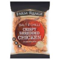 Farm Range Chinese Style Salt & Chilli Crispy Shredded Chicken 550g
