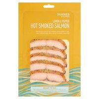 Dunnes Stores Lemon & Pepper Hot Smoked Salmon 100g