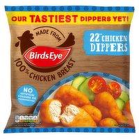 Birds Eye 22 Chicken Dippers 403g