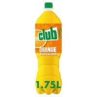 Club Orange 1.75 Litres