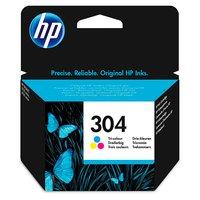 HP 304 Tri-Colour Ink Cartridges