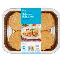 Dunnes Stores Salmon Fishcakes 340g
