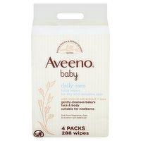 AVEENO® Baby 288 Daily Care Baby Wipes