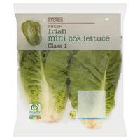 Dunnes Stores Fresh Irish Mini Cos Lettuce