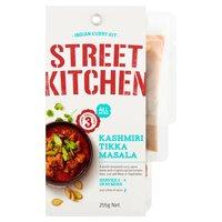Street Kitchen Indian Curry Kit Kashmiri Tikka Masala 255g