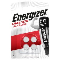Energizer® LR44/A76 Battery Cell 4-Pack