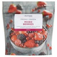 Dunnes Stores Freshly Frozen Mixed Berries 340g