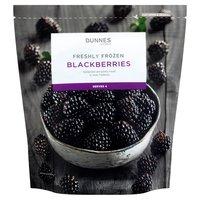 Dunnes Stores Freshly Frozen Blackberries 340g