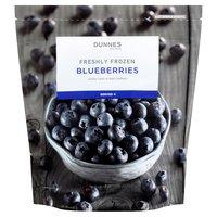 Dunnes Stores Freshly Frozen Blueberries 340g