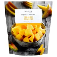 Dunnes Stores Freshly Frozen Mango Chunks 340g