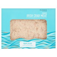 Dunnes Stores Cooked Irish Crab Meat 140g
