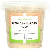 Baxter & Greene Mushroom Soup 600g