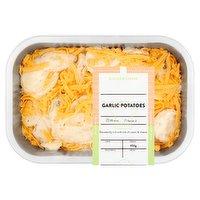 Baxter & Greene Garlic Potato 450g