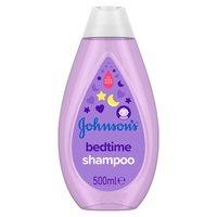 JOHNSON'S® Bedtime Shampoo 500ml
