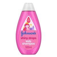JOHNSON'S® Shiny Drops Kids Shampoo 500ml