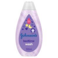JOHNSON'S® Bedtime Wash 500ml