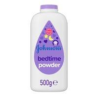 JOHNSON'S® Bedtime Powder 500g