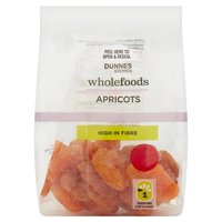 Dunnes Stores Wholefoods Apricots 150g