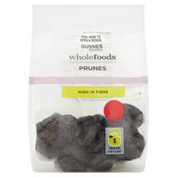 Dunnes Stores Wholefoods Prunes150g