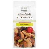 Dunnes Stores Wholefoods Nut & Fruit Mix 100g