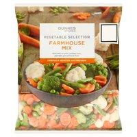 Dunnes Stores Vegetable Selection Farmhouse Mix 1kg