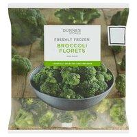 Dunnes Stores Freshly Frozen Broccoli Florets 1kg