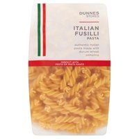 Dunnes Stores Italian Fusilli Pasta 500g