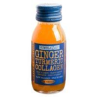 BumbleZest Ginger Turmeric Collagen 60ml