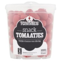 Tommies Cherry Tomatoes 1000g
