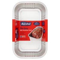 Bacofoil The Easy Deep Roasting Trays x 2