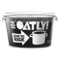 Oatly The Original Creamy Oat Fraiche 200ml