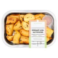 Baxter & Greene Rosemary & Sea Salt Potatoes 500g