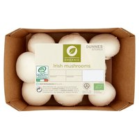 Dunnes Stores Organic Irish Mushrooms