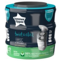 Tommee Tippee 3 Twist & Click