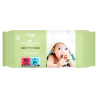 Dunnes Stores Cotton Soft Wipes Fragranced XL Sheets 64 Wipes