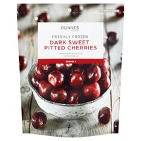 Dunnes Stores Dark Sweet Pitted Cherries 340g