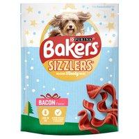 BAKERS Dog Treats Bacon Sizzlers 90g