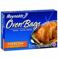 Reynolds Turkey Oven Bags, 2 Each