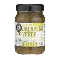 Culinary Tours Salsa, Jalapeno Verde, Medium, 16 Ounce
