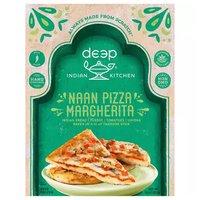 Tandoor Chef Naan Pizza, Margherita, 7.8 Ounce