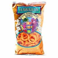 Hawaiian Luau Barbeque Rings, 4 Ounce