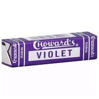 C Howard's Violet Tablets, 1 Each