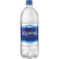 Aquafina Purified Water, 33.8 Ounce