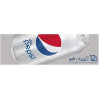 Diet Pepsi, Cans (Pack of 12), 12 Ounce