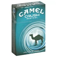 Camel Crush Menthol Cigarette, Box, 1 Each