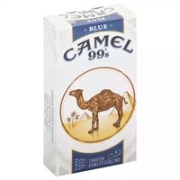 Camel Blue 99s Cigarettes, Box, 1 Each