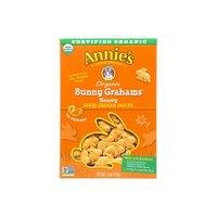 Annies Organic Bunny Grahams, Honey, 7.5 Ounce