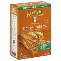 Annie's Organic Honey Graham Cracker Bricks 14.4 Oz, 14.4 Ounce